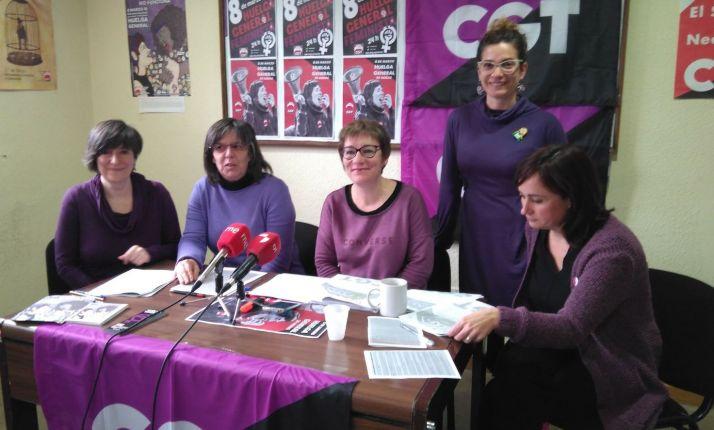 Foto 1 - Huelga Feminista con todas las garantías