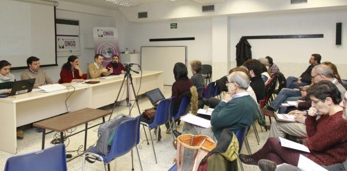 Asamblea General de la Coordinadora ONGD. Junta de Castilla y León.