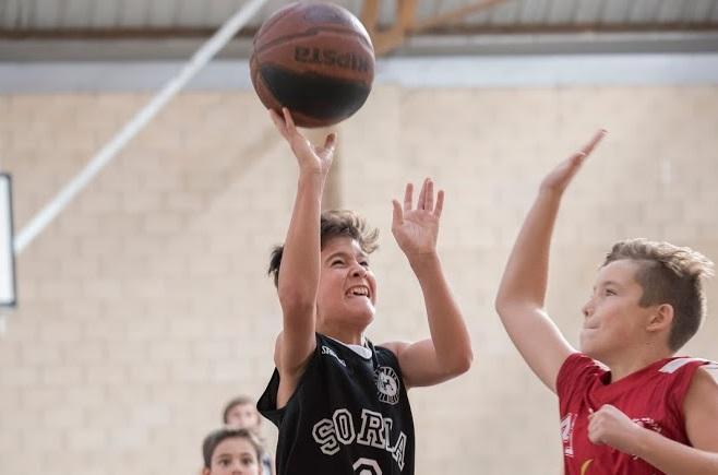 Foto 1 - Otra jornada de intensa emoción para el Club Soria Baloncesto