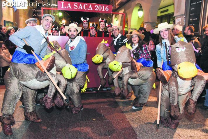 Disfraces en Soria capital. Soria Noticias.