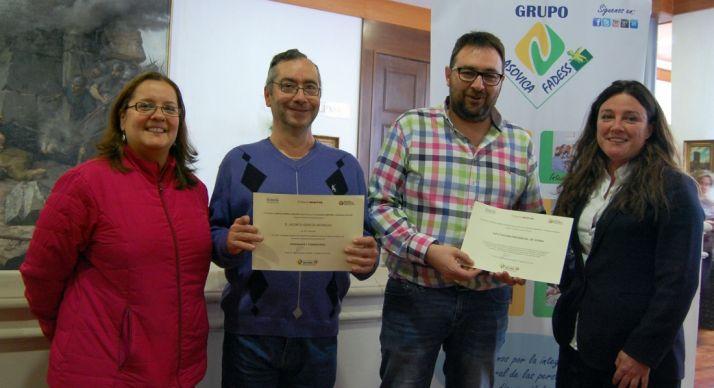 Foto 1 - Fundación Mapfre reconoce a la Diputación la promoción de empleo para discapacitados intelectuales
