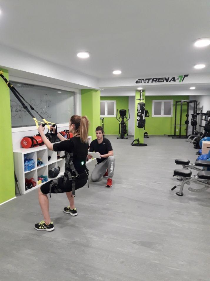 Las instalaciones de Entrena-T Soria.