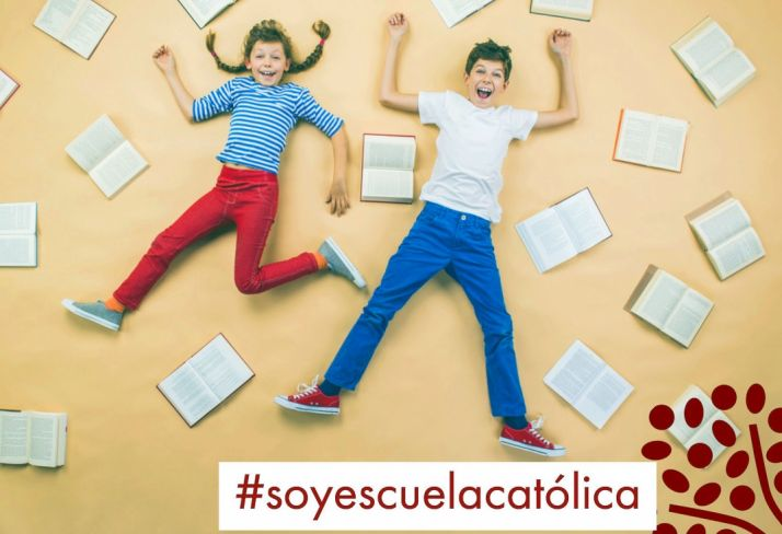 Foto 1 - El 1 de marzo, Día de Escuelas Católicas Castilla y León 2018