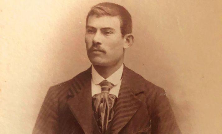 Francisco Romero, en sus años de juventud. /ASRD