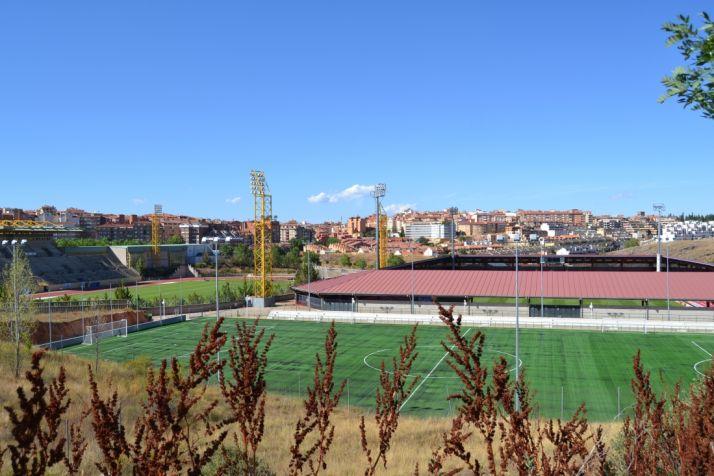 La Universidad del Deporte aprovechará las instalaciones deportivas de la ciudad de Soria. / herce