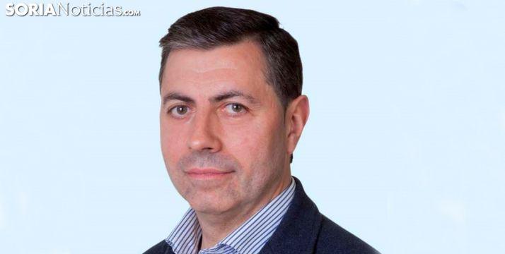 Javier Alonso, portavoz del PP agredeño. /SN