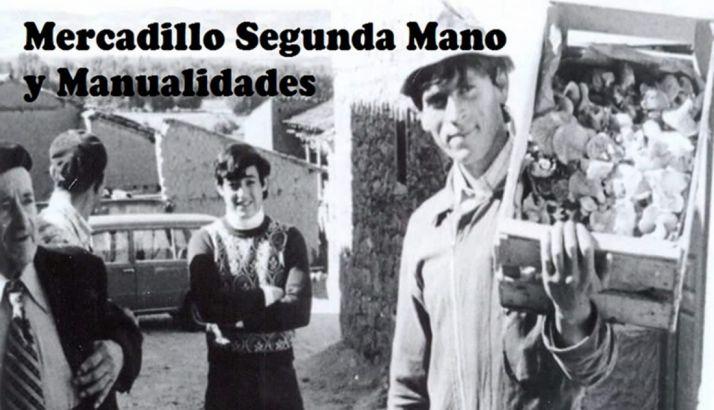 Foto 1 - Velilla de San Esteban prepara su mercadillo de segunda mano