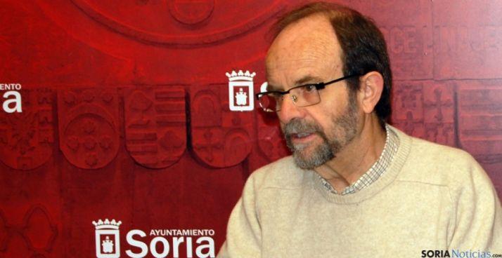 Martínez Laseca, socialista.