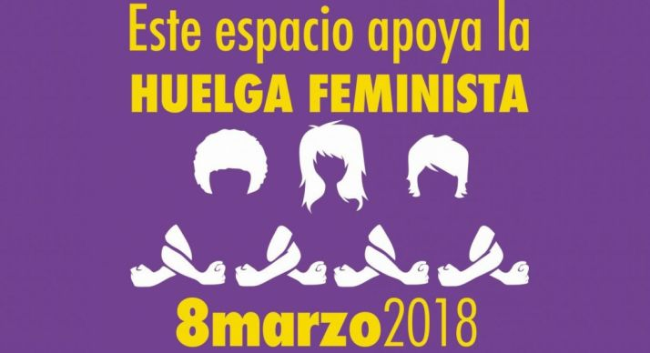 La convocatoria de Podemos para el 8M.