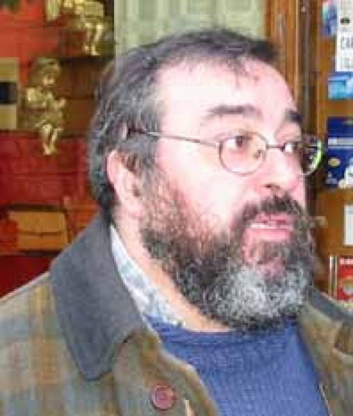 Antonio Ruiz Vega, escritor e intelectual.