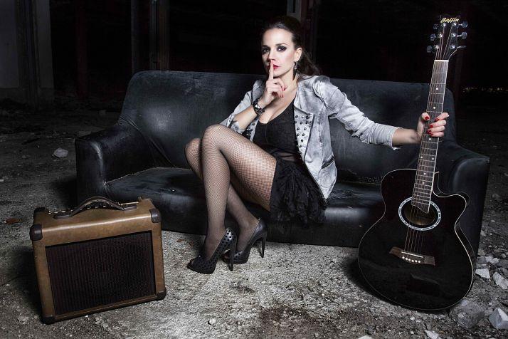 Foto 1 - Angélica Leyva, en Soria este viernes