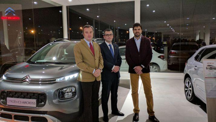 Soria estrena su nuevo concesionario Citroën