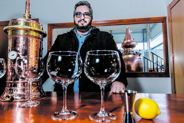 Foto 2 - Una nueva ginebra de San Esteban para el mundo: la New Legend Numantium