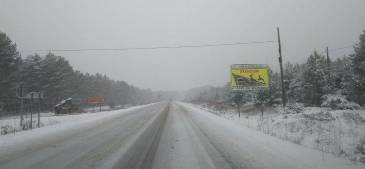 Foto 1 - Desactivada la alerta por nevadas