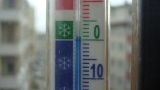Foto 1 - Soria en alerta por temperaturas mínimas de hasta -6º