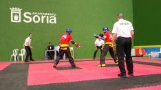 Imágenes del evento deportivo.