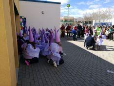 Desfile de los niños y niñas del Gloria Fuertes.