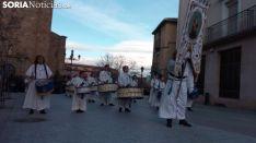XXII Exaltación de la corneta, el tambor y el bombo en Ágreda. Soria Noticias.