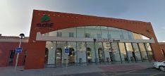 Estación del AVE en Calatayud. /GM