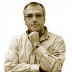 Andrés Calavia, en la imagen de su perfil en Twitter.