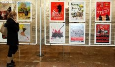 Exposición de carteles en una edición anterior. /SN