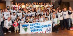 Miembros del CES este fin de semana en Formigal. /Jesús Ángel Alonso