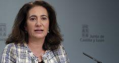 La consejera de Cultura y Deporte, María Josefa García Cirac.