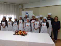Foto 3 - Natalia Ortego elabora la Mejor Croqueta de Soria
