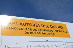 Visita del Minsitro de Fomento a Soria