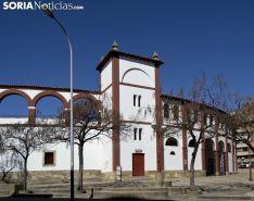 Plaza de Toros de Soria. Soria Noticias.