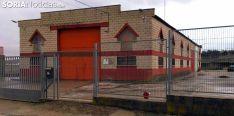 Imagen exterior de las instalaciones esta mañana de martes. /SN