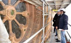 Foto 2 - La restauración en la iglesia de Santo Domingo concluirá antes de San Juan