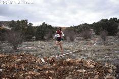 Tercera edición de la 'Subida al Palillo'. Encarna Muñoz
