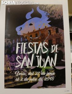 Carteles de San Juan 2018. / Freddy Paez
