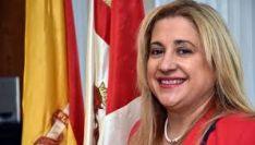 Yolanda de Gregorio, subdelegada de Gobierno en Soria.