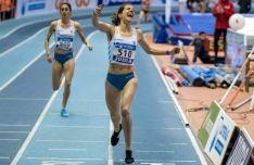 Marta Pérez, rumbo al Mundial de Birmingham. /Sportmedia