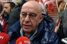 Silvio Orofino, ante los medios informativos. /SN