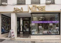 Saldos Muñoz en Soria Noticias.