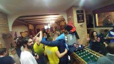 Foto 3 - El Río Duero celebra su clasificación automática para los Play-off