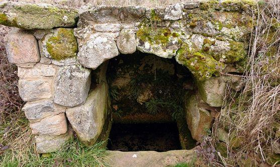 Una de las fuentes de Alcubilla de las Peñas a recuperar.