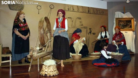 Una escena tradicional soriana. /SN
