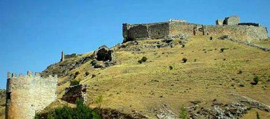 Una imagen de archivo del castillo.