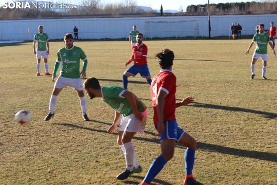 San José-Uxama en San Juan de Garray esta temporada. Maria Díez.