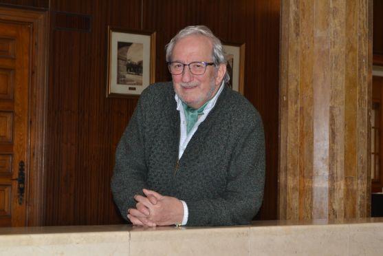 Jesús Bárez, concejal de Cultura en el Ayuntamiento de Soria.
