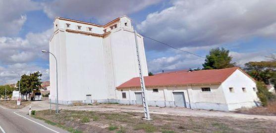El silo de San Esteban de Gormaz. /GM