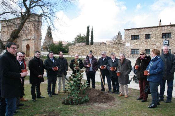 Congregación de los Pueblos más Bonitos de España en Medinaceli.