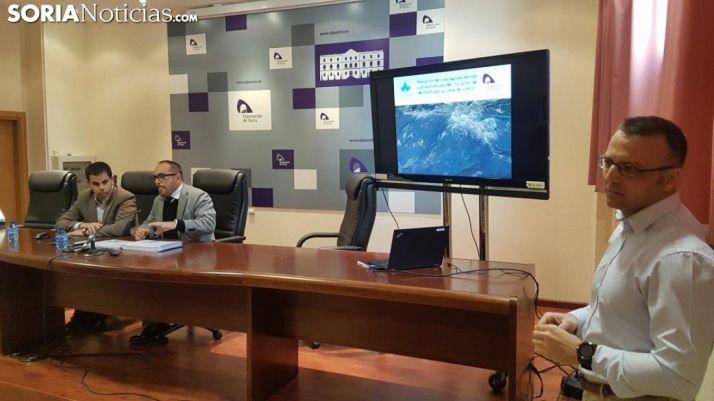 Presentación Proyecto nieve en Urbión