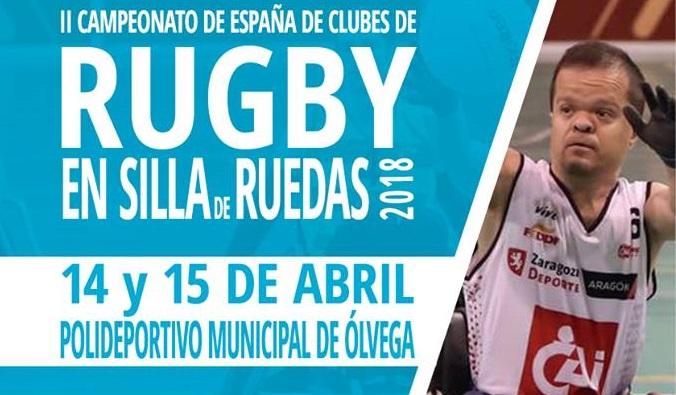Foto 1 - Ólvega, sede en abril del deporte inclusivo
