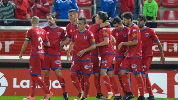 Numancia-Barça B, en Los Pajaritos. LaLiga