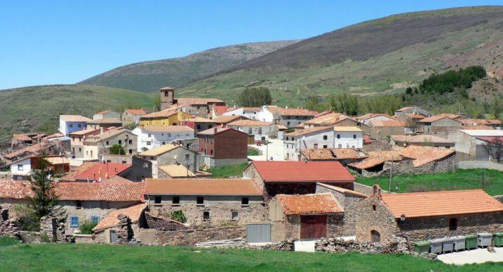 Una imagen de Beratón, municipio más alto de la provincia enclavado en el mismo Moncayo.